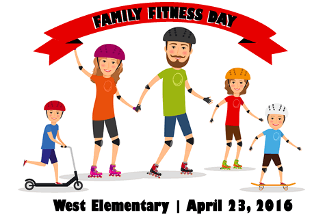 475x317 Family Fitness Day