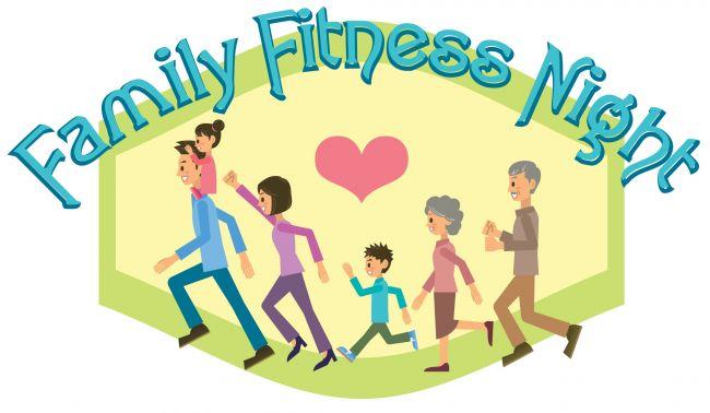 650x378 Family Fitness Night Clip Art. Clip Art Clip Art