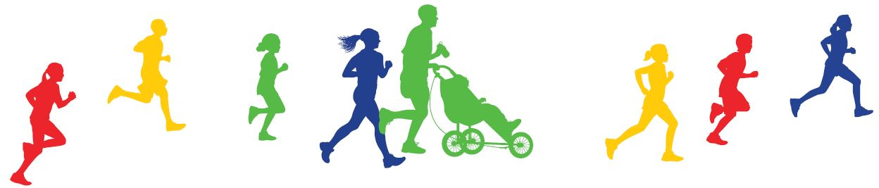1248x267 Racing Clipart Family Fitness