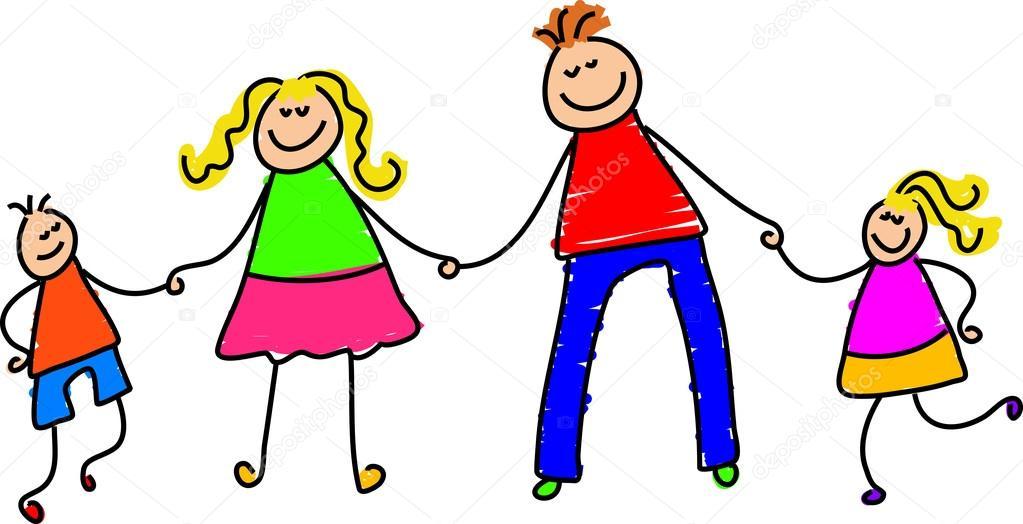 1023x524 Family Gathering Stock Vectors, Royalty Free Family Gathering