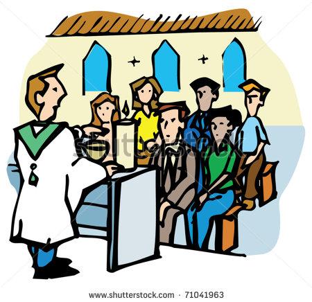 450x436 Church Clipart Church Attendance