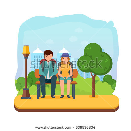 450x448 Hiking Clipart Family Gardening
