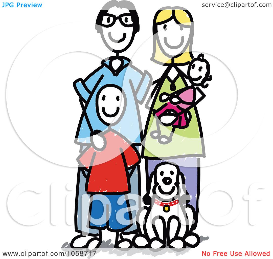 1080x1024 Pet Clipart Family