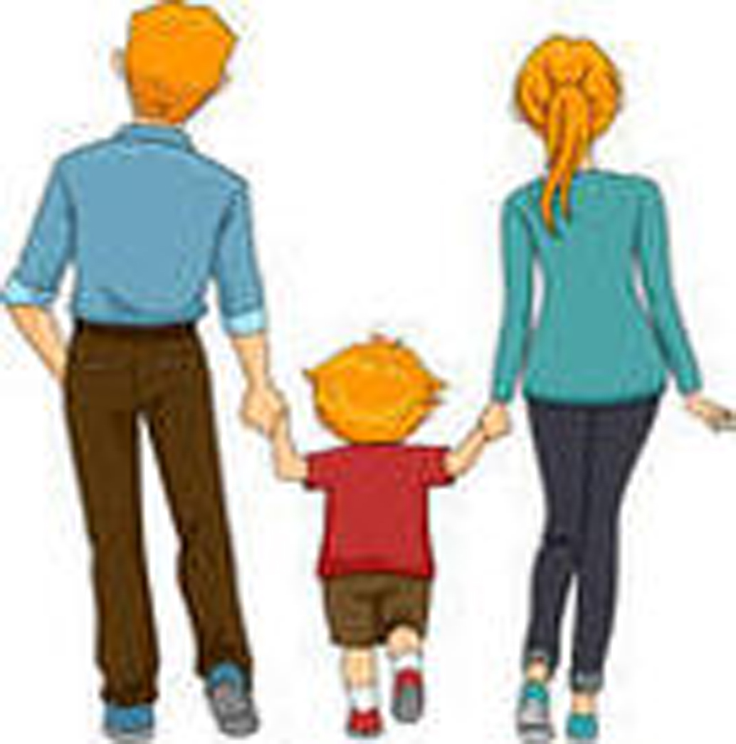 1034x1045 Mom And Son Walking Clipart