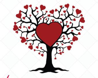 340x270 Love Clipart Family Tree