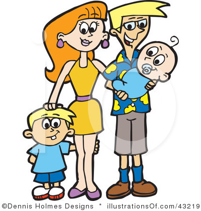 400x420 Free Clipart Families