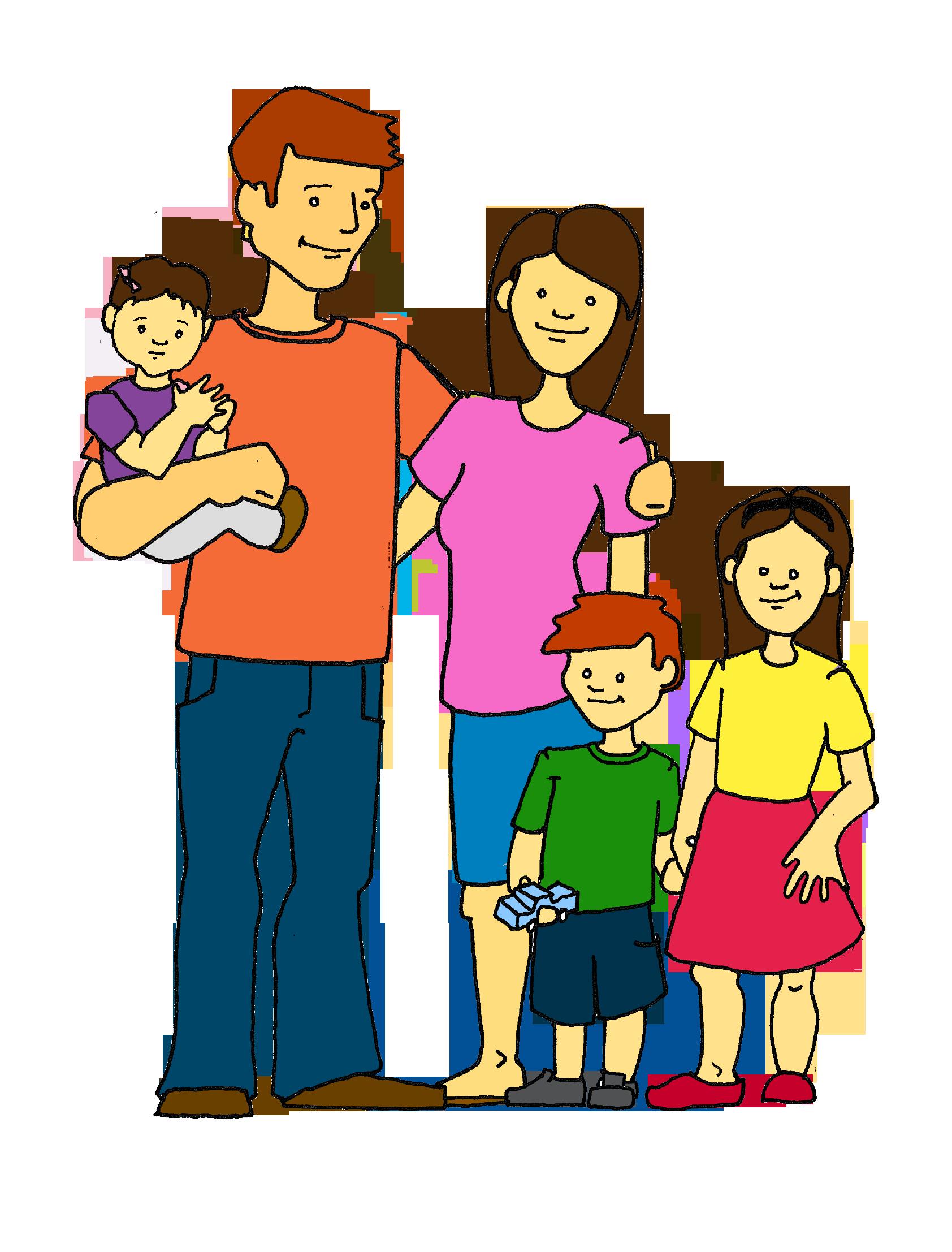 1684x2214 Family Members Clip Art Cliparts