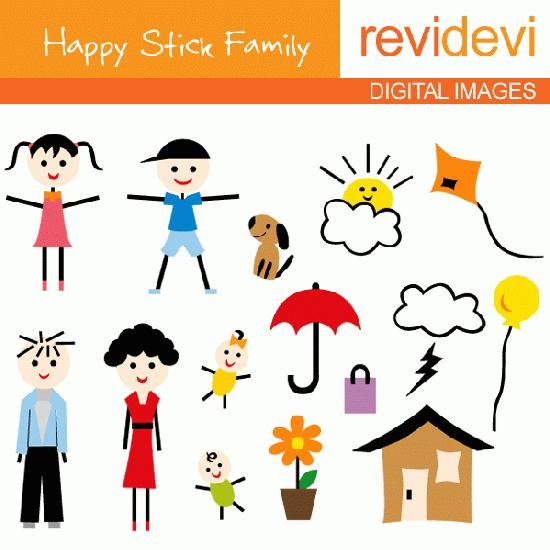 550x550 Clipart Images Of Family Members