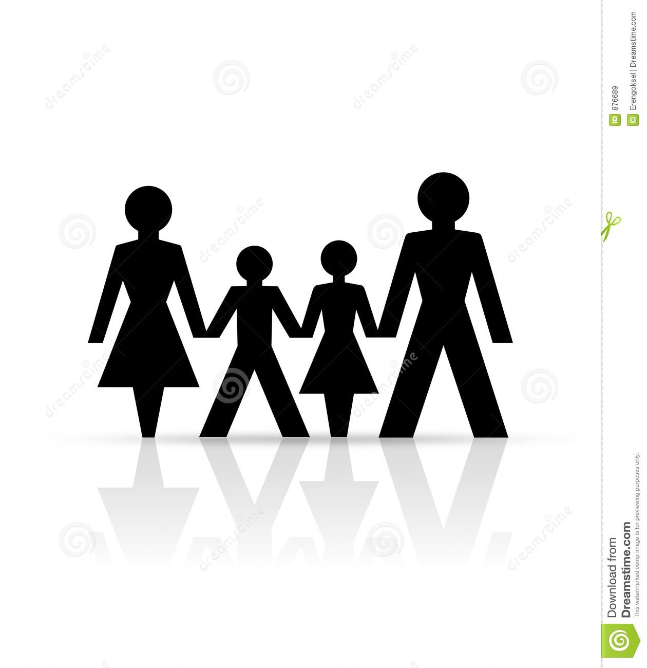 1260x1300 Family Silhouette Clip Art
