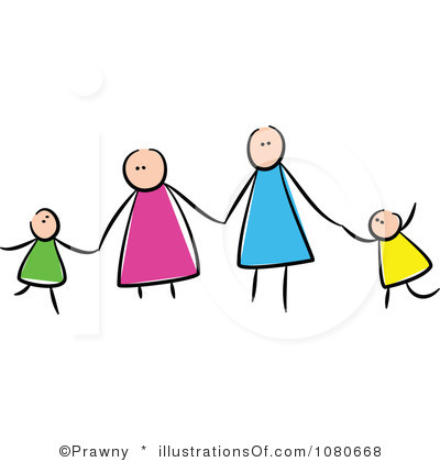 400x420 Free Clipart Family Many Interesting Cliparts