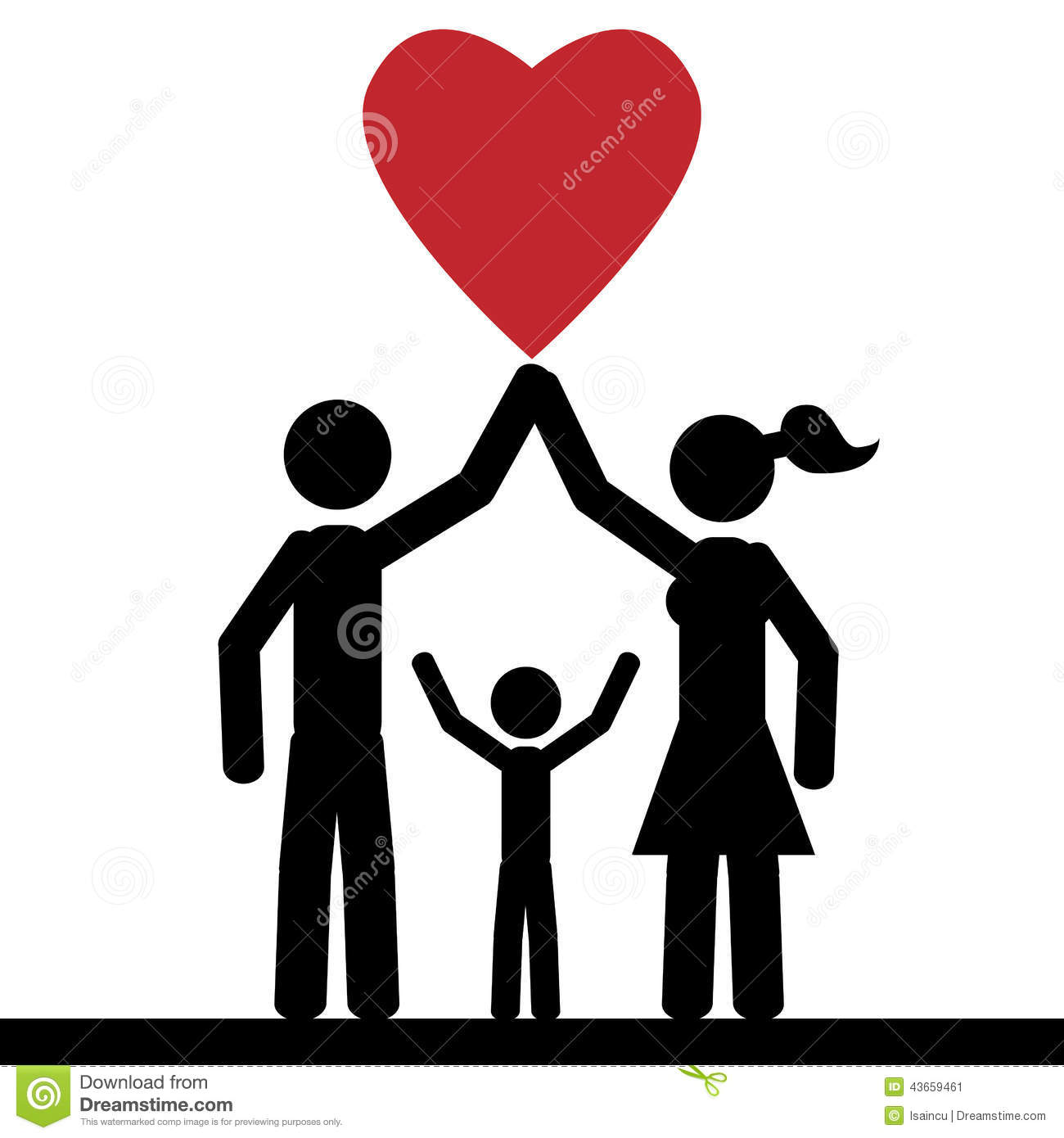 1300x1390 Hearts Clipart Family Love