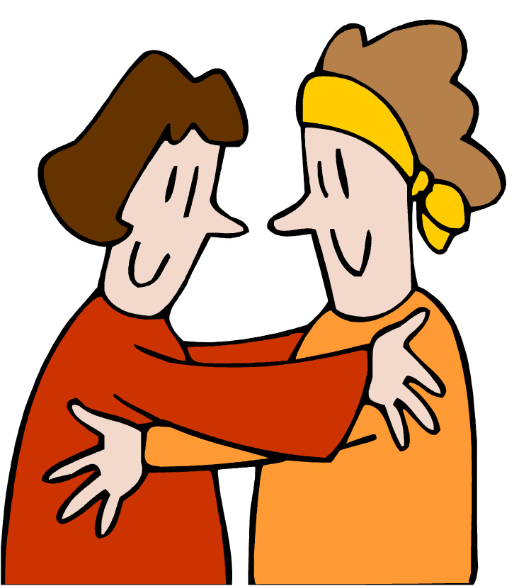 750x827 Kisses Clipart Family Hug