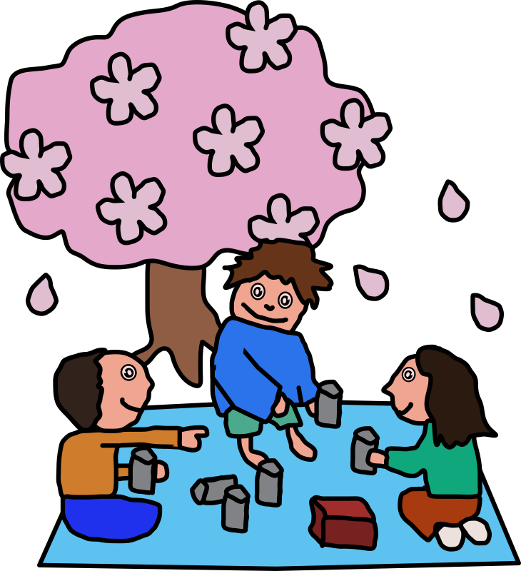 730x800 Free clipart family picnic –
