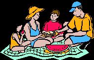 190x121 Family Picnic