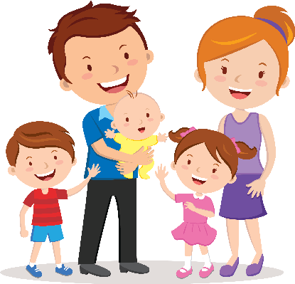 415x399 Family Clipart Images Many Interesting Cliparts