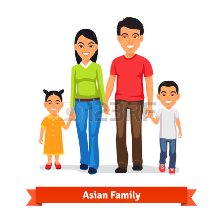 450x450 Family Cartoon Images Amp Stock Pictures. Royalty Free Family