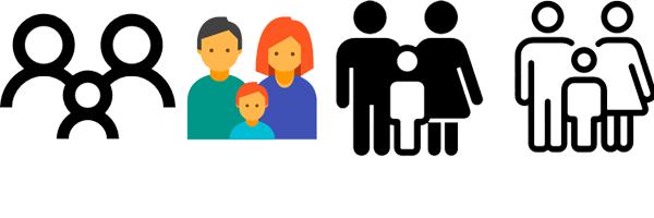 600x200 Family Icon