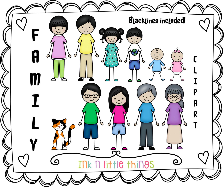 1500x1252 Family Members Cliparts Many Interesting Cliparts