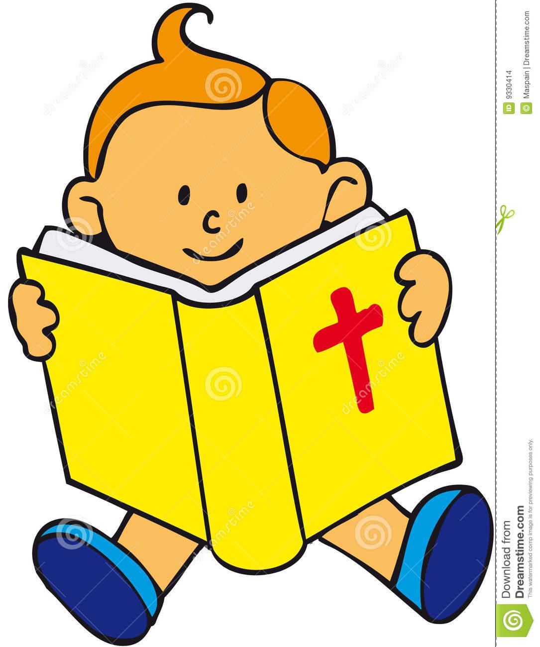 1085x1300 Reading Scriptures Clipart
