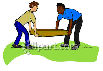 350x241 Family Working Together Clipart