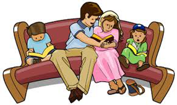 736x438 Get Your Family Reading Together Bedtime Tips Real Parenting