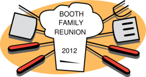 295x156 Booth Family Reunion Clip Art