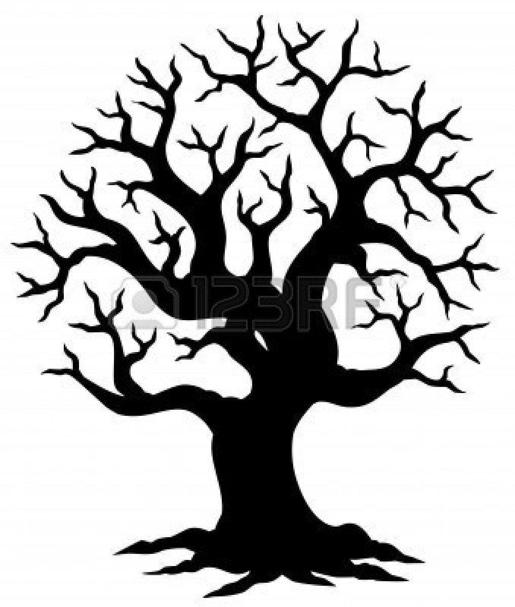 1017x1200 Family Tree Outline