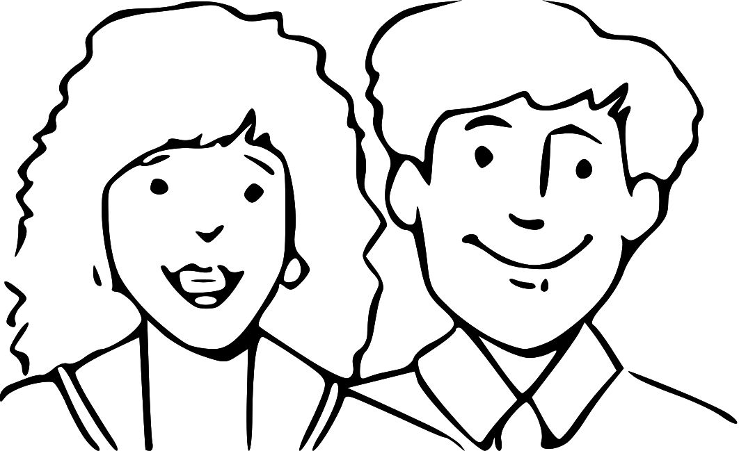 1062x649 Family Faces Clipart