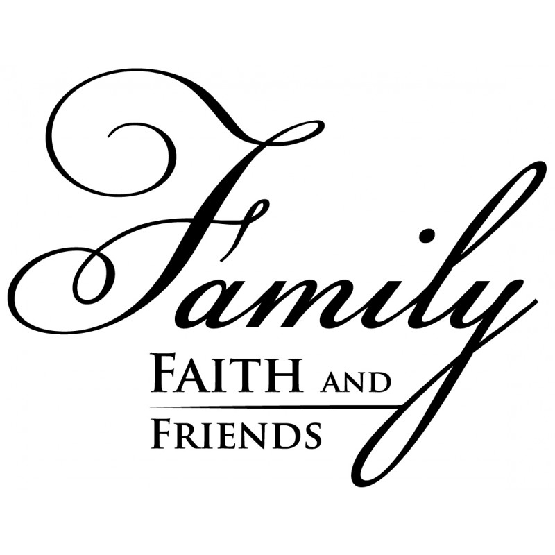 800x800 Religious Family And Friends Clipart