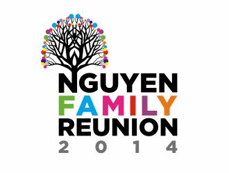 330x250 Nguyen Family Reunion 2014 Logo Design
