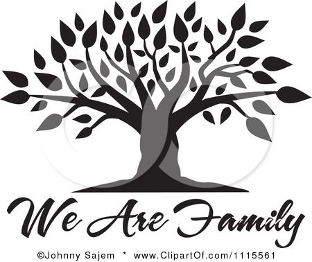 450x378 Word Clipart Family Reunion