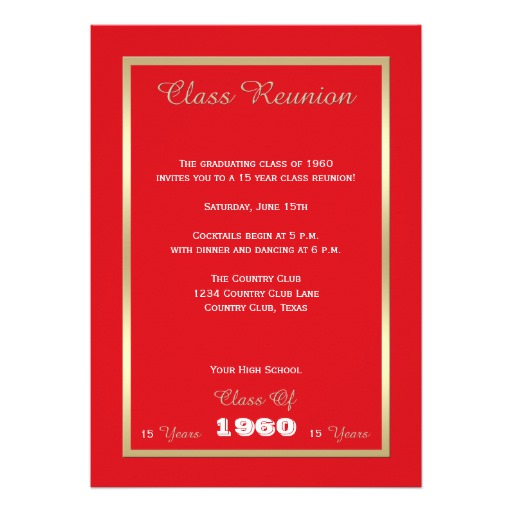 Best class reunion invitation template gallery resume ideas family reunion invitation templates free download best family stopboris Images