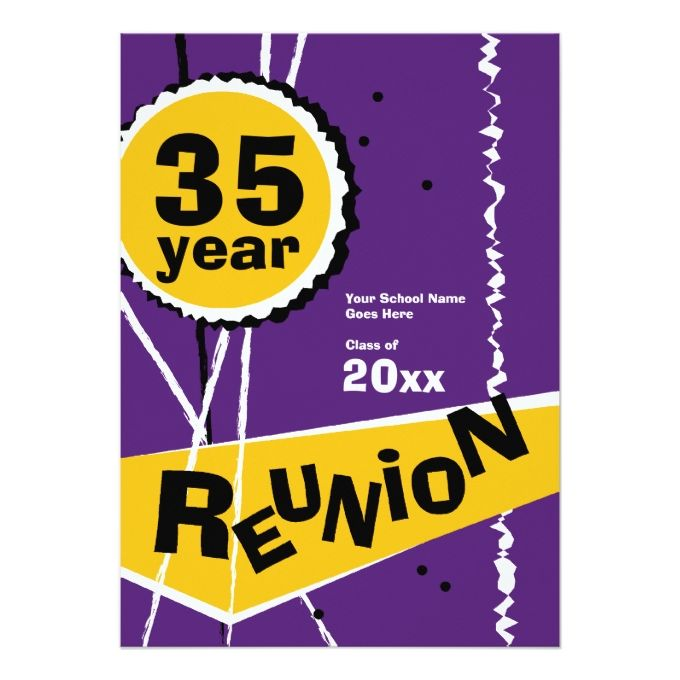 680x680 1494 Best Reunion Party Invitations Images Birthday