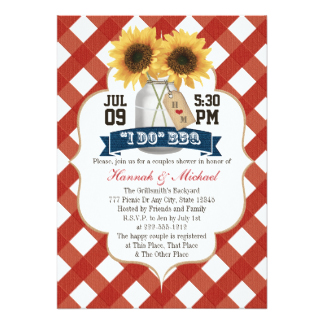 324x324 Cookout Invitations Amp Announcements Zazzle