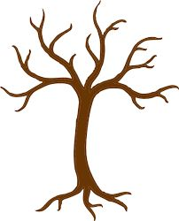 Family Reunion Tree Clipart