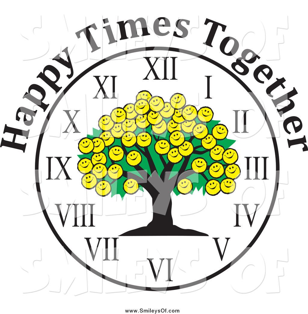 1024x1044 Smileys Clipart Tree