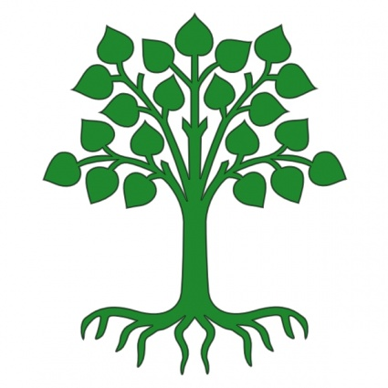 425x425 Trees Clipart