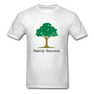 190x190 Family Reunion Tree T Shirt Christian T Shirts, Cool Christian