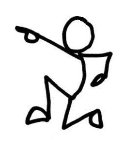 254x315 Shining Stick Figure Clip Art Cartoon Pe On Figures Family