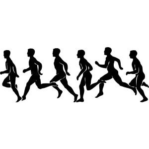 300x300 Clip Art Running Clipart Image 3