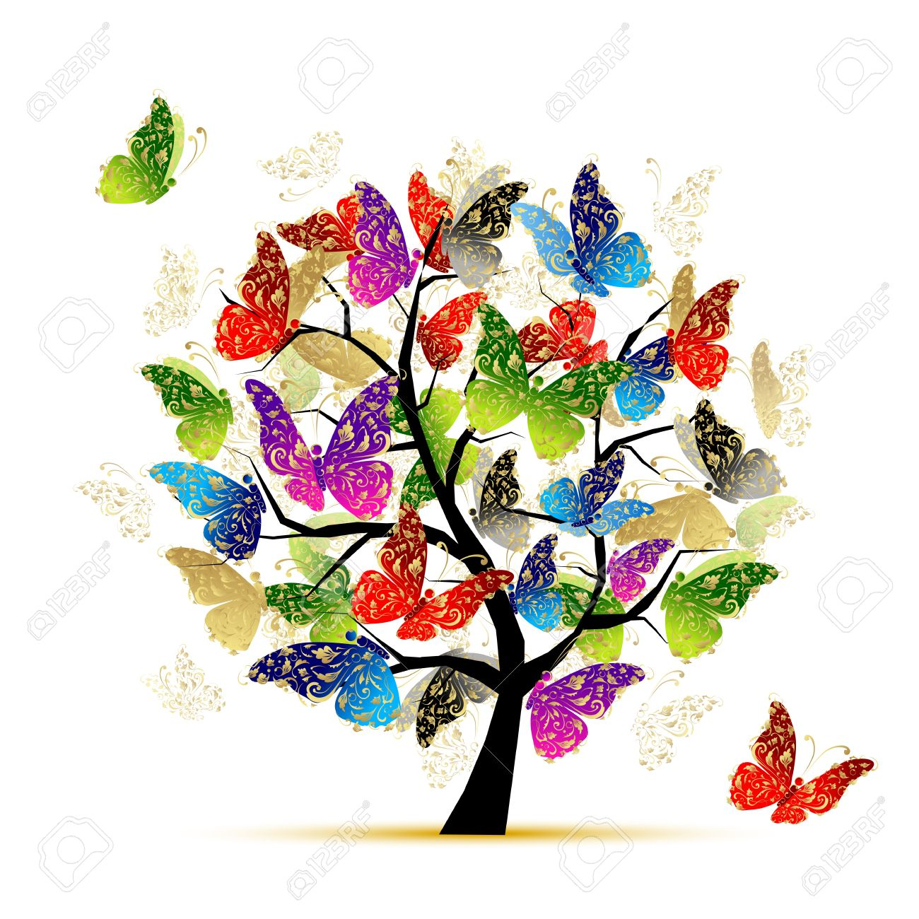 1300x1300 Tree Of Life Clip Art