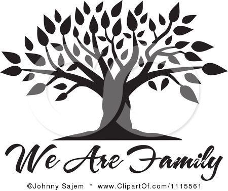 450x378 Family Reunion Tree Clip Art