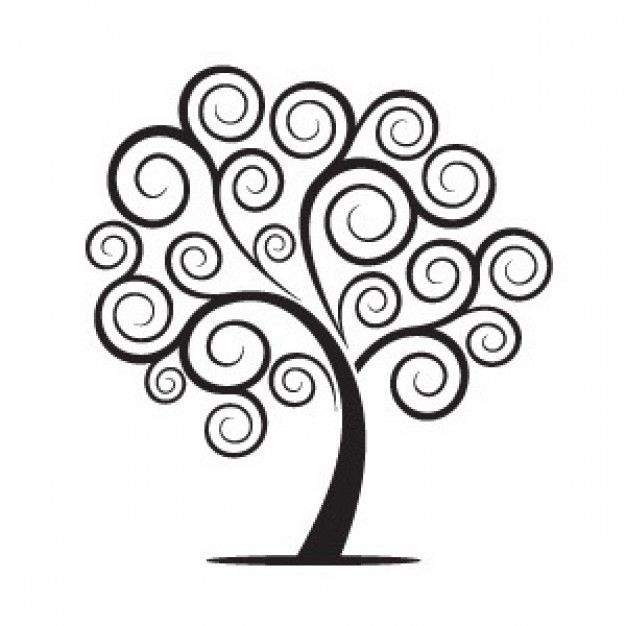 626x626 Graphics For Swirl Tree Clip Art Graphics