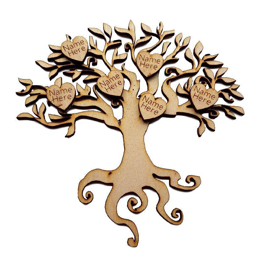 822x819 Family Tree Kit Set