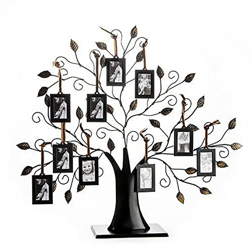 500x500 Family Tree Picture Frame Setup And Display Cool Ideas For Home