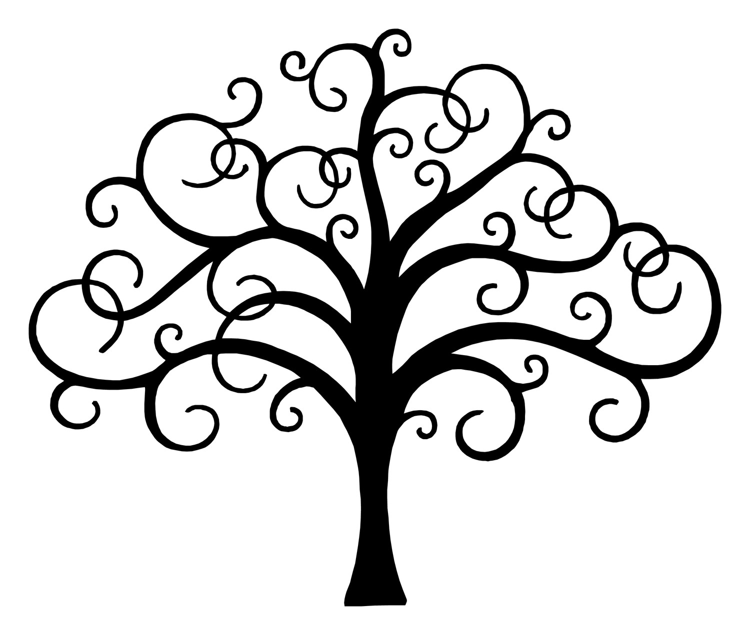 1500x1271 Self Family Tree Clipart, Explore Pictures