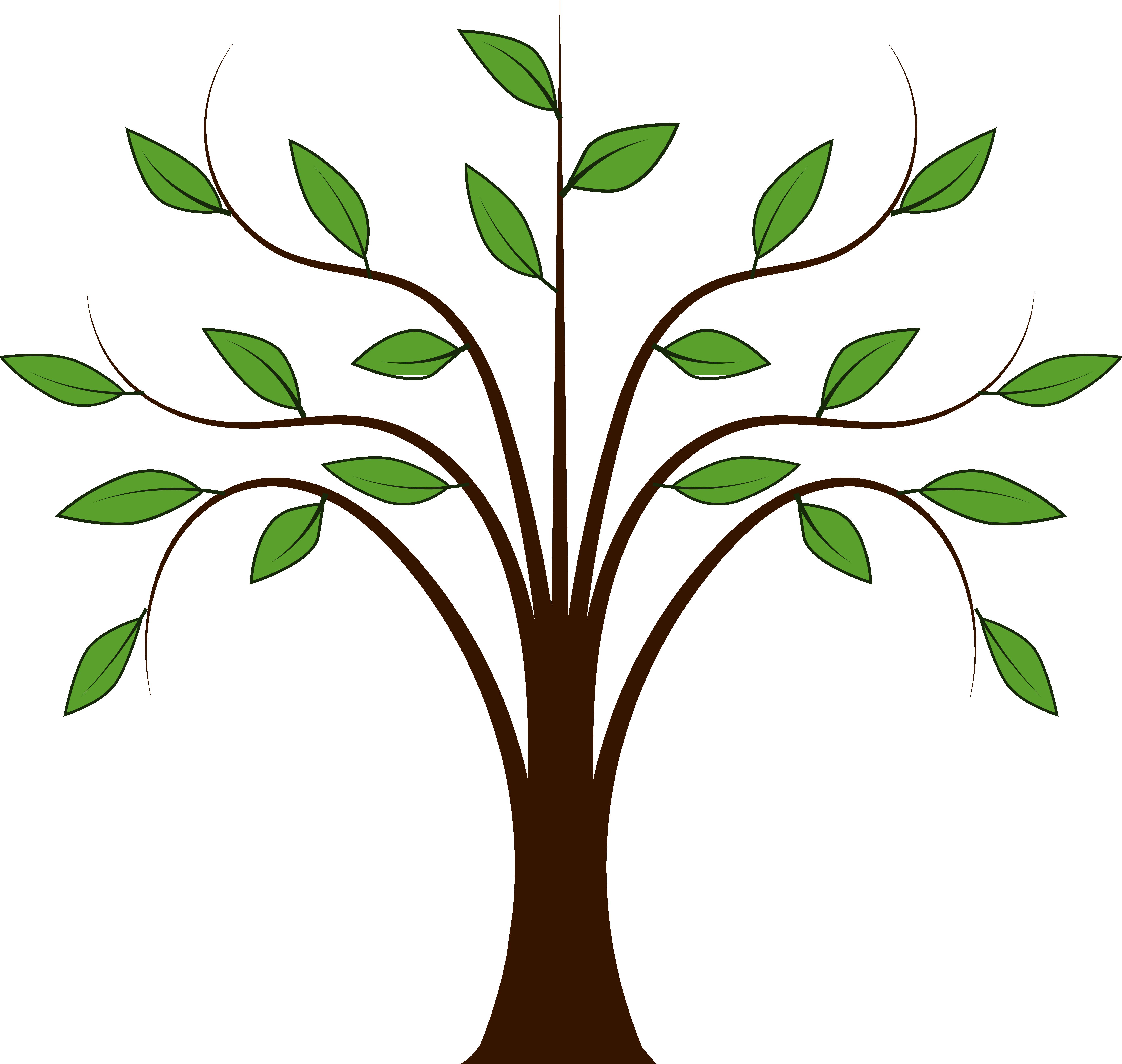 5555x5270 Free Family Tree Clipart Many Interesting Cliparts