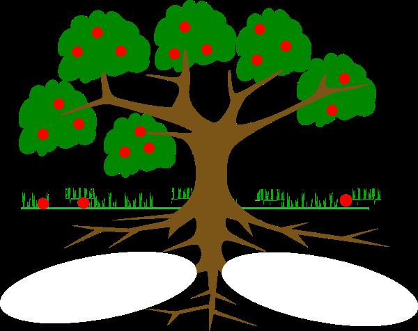 600x476 Roots Cliparts