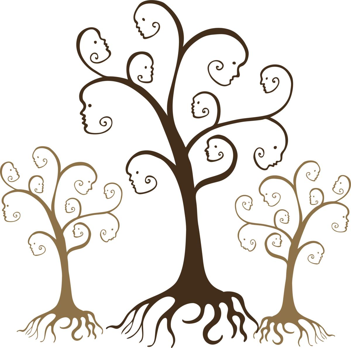 1200x1190 Amazing Family Tree Tattoos To Keep Your Loved Ones Close