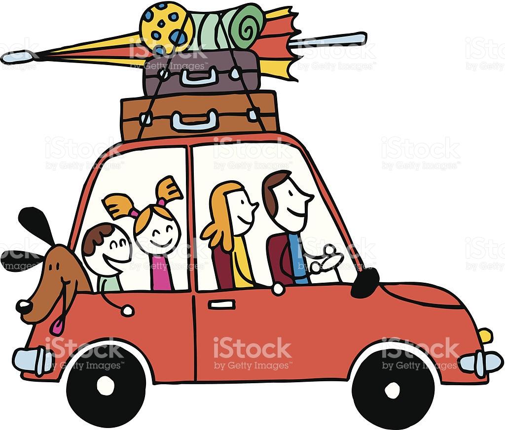 1024x873 Vacation Clipart Family Travel